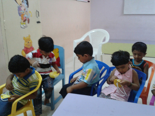 play school saligramam
